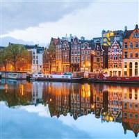 Away in Amsterdam