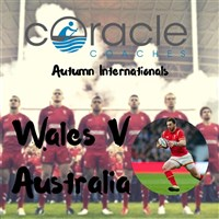 Autumn International Wales V Australia