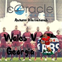Autumn International Wales V Georgia
