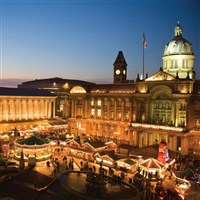 Birmingham and Cheltenham Christmas Weekend