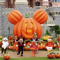 Spook-tastic Disney Getaway