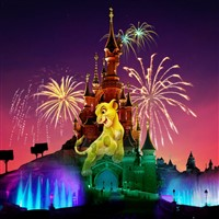 New Years Eve in Disneyland Paris