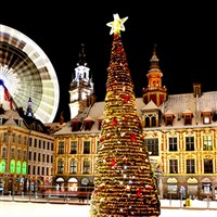 Brussels, Bruges and Lille Christmas Markets