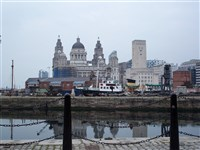 Weekend in Liverpool