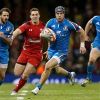Wales V Italy 6 Nations Return Journey