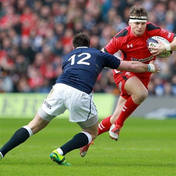 Wales V Scotland 6 Nations Return Journey