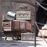 Harry Potter Studios and London