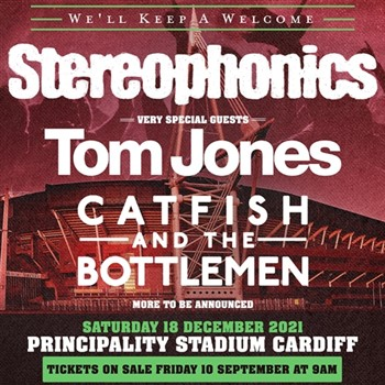 """Stereophonics """"We'll Keep A Welcome"""" Live Concert"""