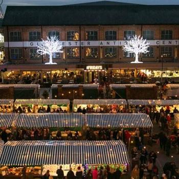 Gloucester Christmas Market 2021