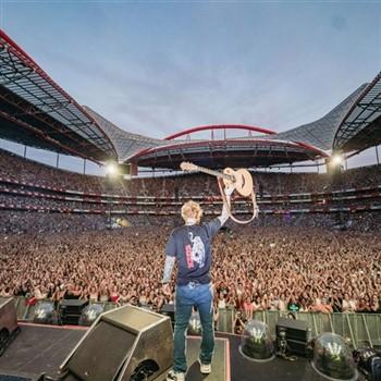 Ed Sheeran 'The Mathematics Tour' 2022