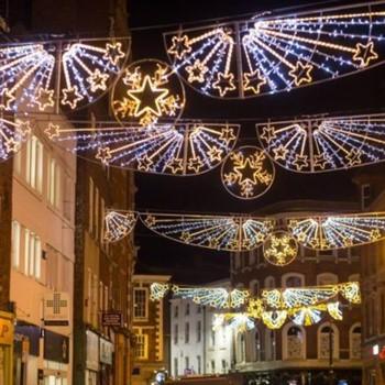 Worcester Christmas Market 2021
